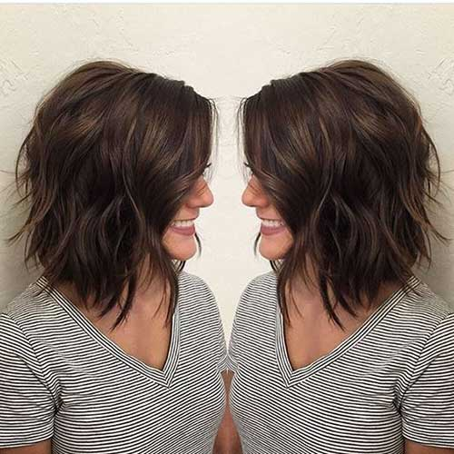 Bob Hairstyles for Thick Hair-9