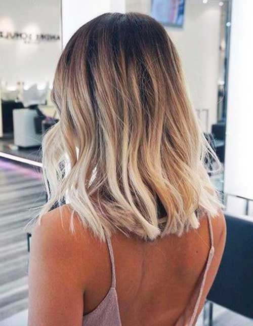 Ombre Bob Hair Colors