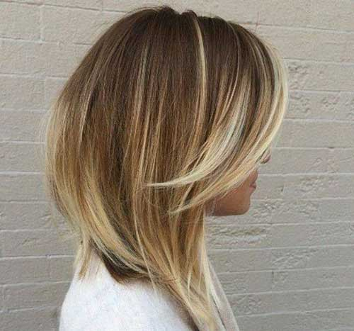 Straight Hair Bob Haircuts