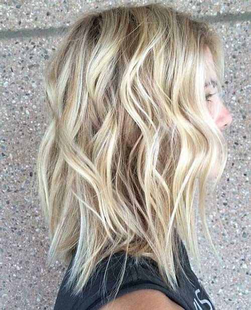 Wavy Bob Hair Styles-10