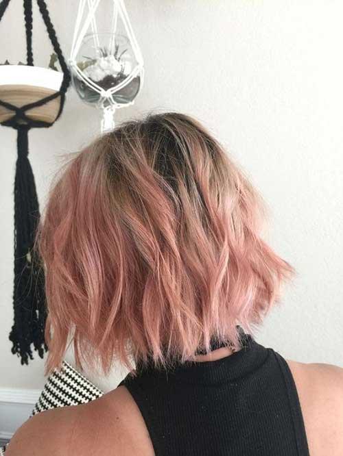 Wavy Bob Hair Styles-14