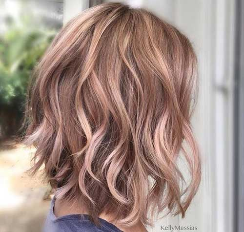 Wavy Bob Hair Styles-9