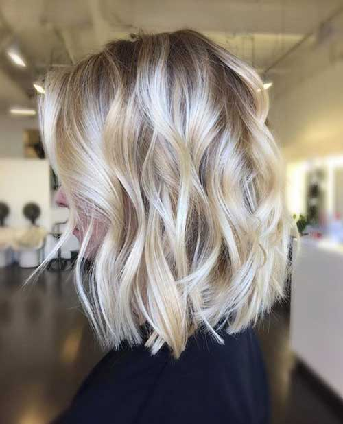 Blonde Bob Hair Colors