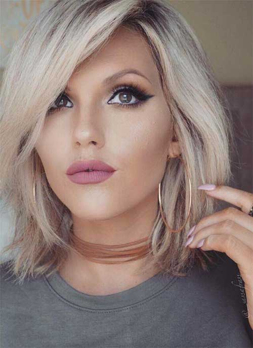 Remarkable Blonde Bob Hairstyles Bob Hairstyles 2018