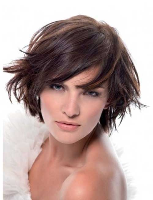 Bob Haircuts with Bangs-13