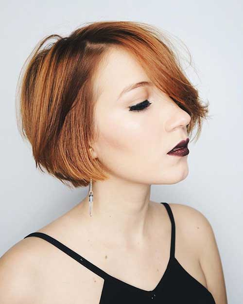 Bob Haircuts for Fine Hair-9