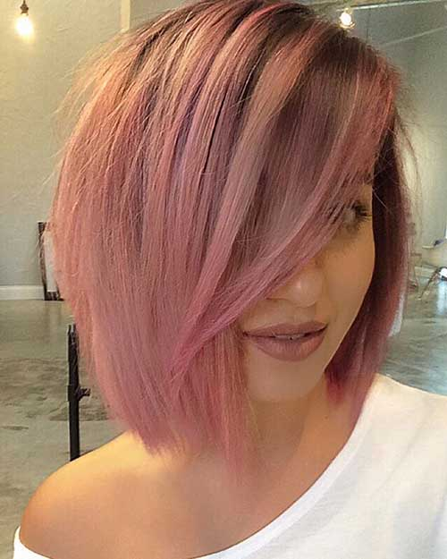 Bob Hairstyle Colors
