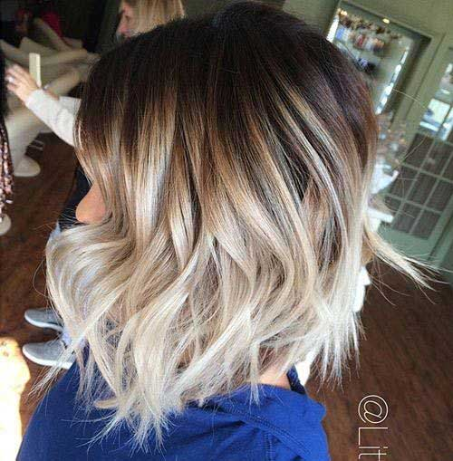 Hair Colors for Bob Haircut