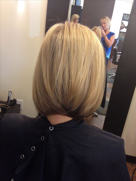 Bob Thin Blonde Haircuts