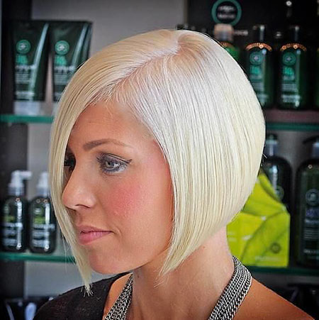 Bob Blonde Bobs Hair