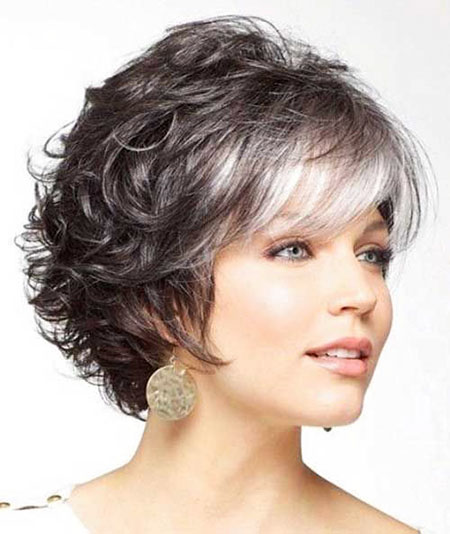 Hair Short Older Women