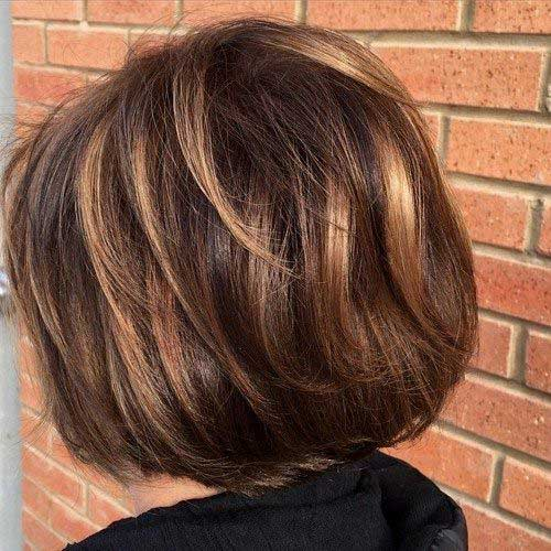 Layered Bob Hairstyles-12