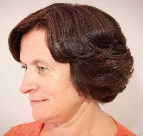 Bob Haircuts for Over 50-14