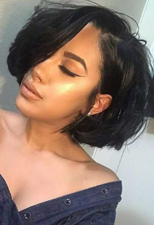 Bob Hairstyles for Black Women-20