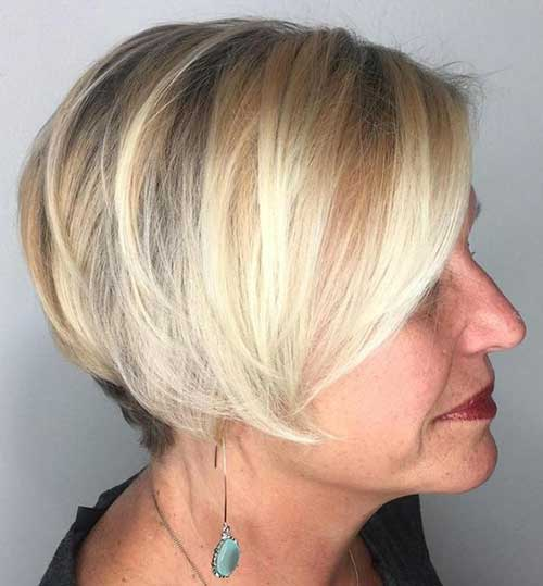 Bob Haircuts for Over 50-8
