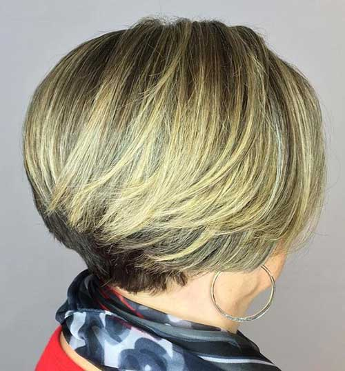 Bob Haircuts for Over 50-9