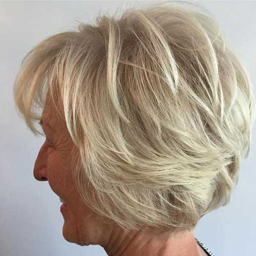 Bob Hairstyles for Over 50