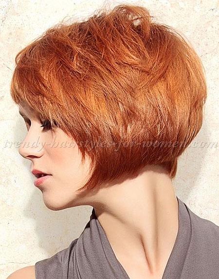 Short Hair Bob Haircuts