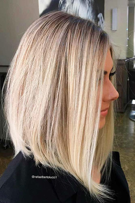 Blonde Hair Bronde Thin