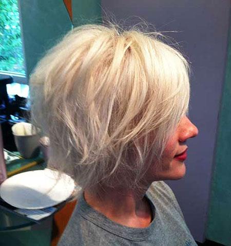Blonde Short Hairtyles Hair