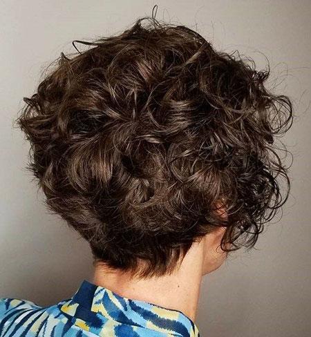 Curly Short Hairtyles 50