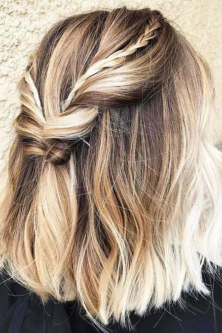 Hair Color Balayage Hairtyles