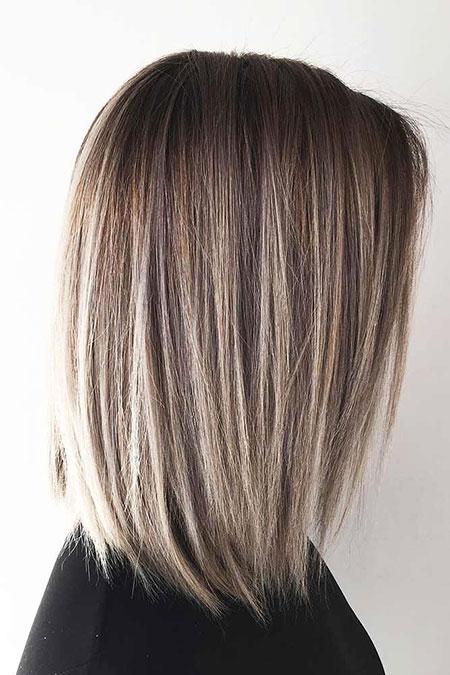 Bob Hair Long Inverted