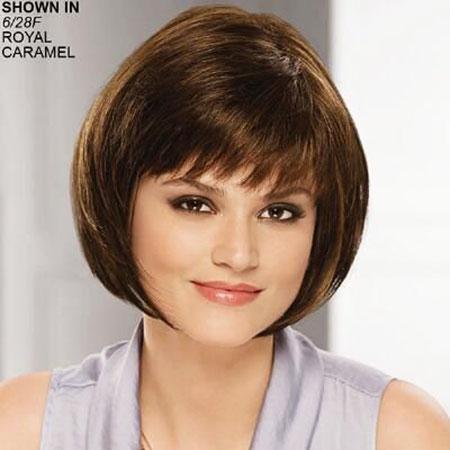 Cute Hair Bangs, Short Young Hair Hairtyle