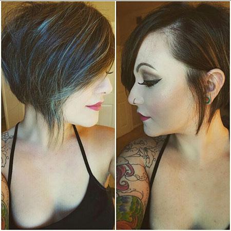 Pixie Short Choppy Hairtyles