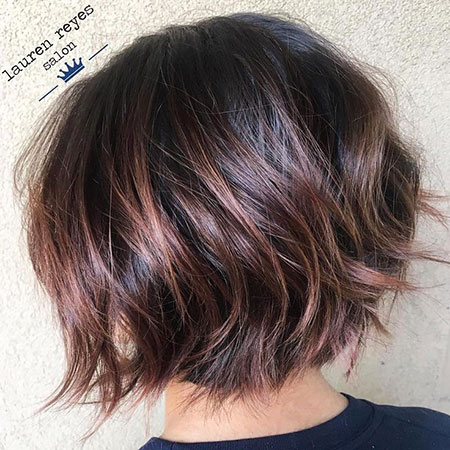Brown Hair Bob Chocolate