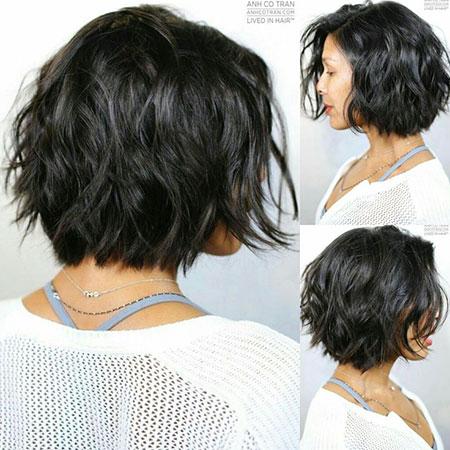 Short Bob Hair Layered