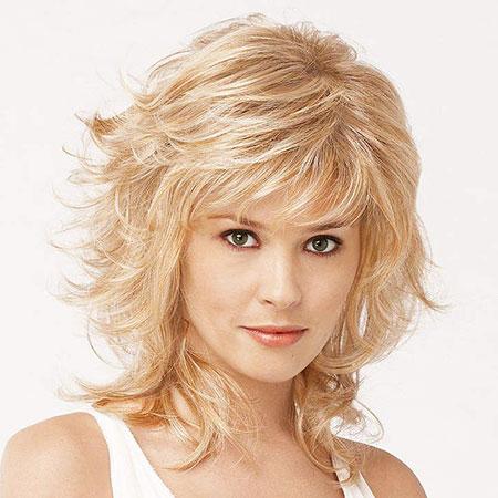Medium Hair, Raquel Hair Hairtyles Trend