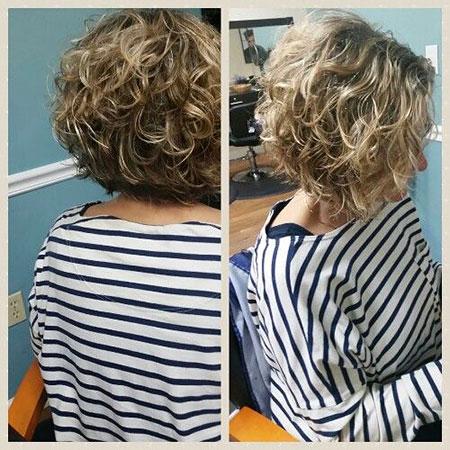 Casual Wavy Hair, Layered Bob Wavy Bobs