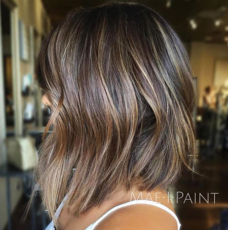 Brown Balayage Hair, Balayage Bob Hair Long