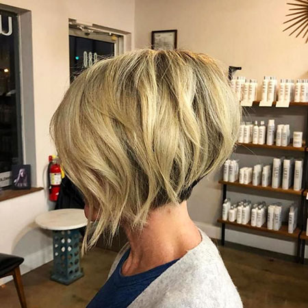Latered Blonde Hair, Bob Blonde Layers Shaggy