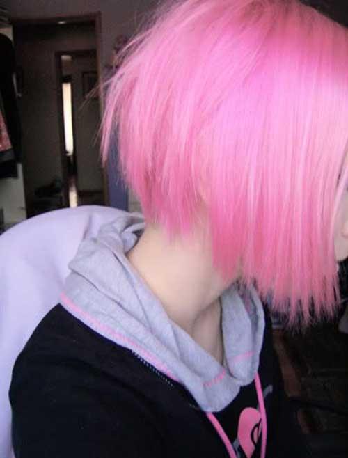 Pink Bob Haircuts-10