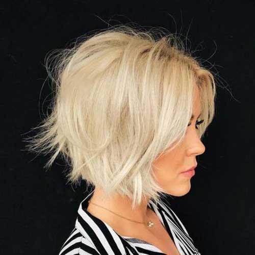 Short Bob Haircuts for Women-12