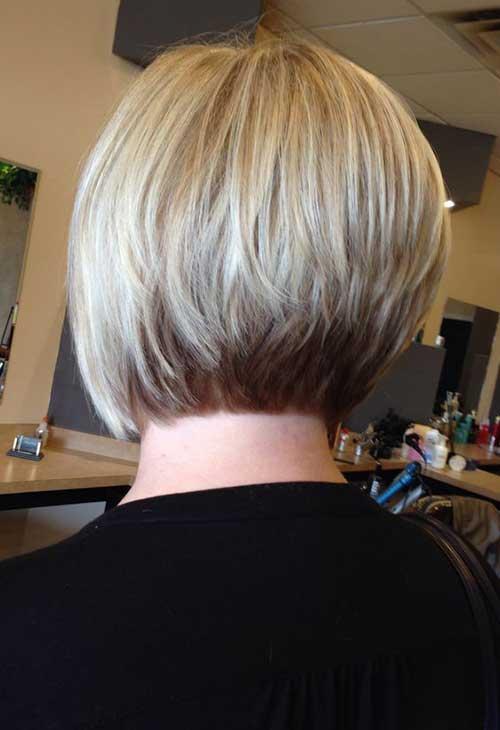 Short Bob Haircuts for Women-15