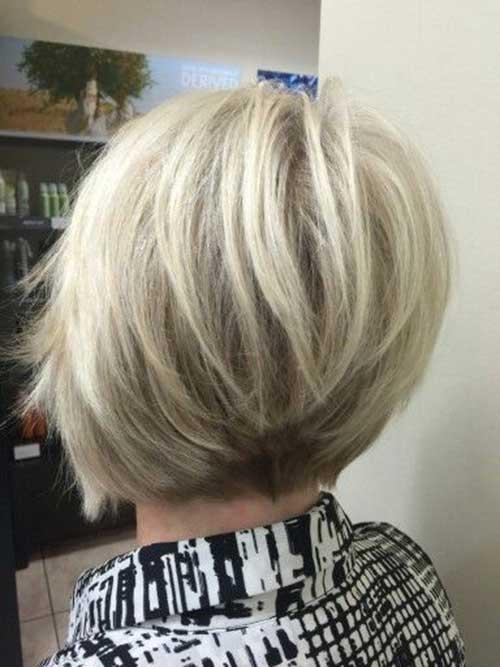 Short Bob Haircuts for Women-17