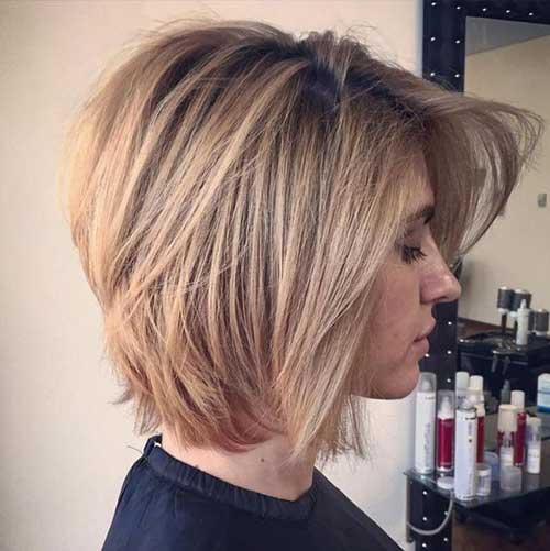 Layered Bob Hairstyles-7