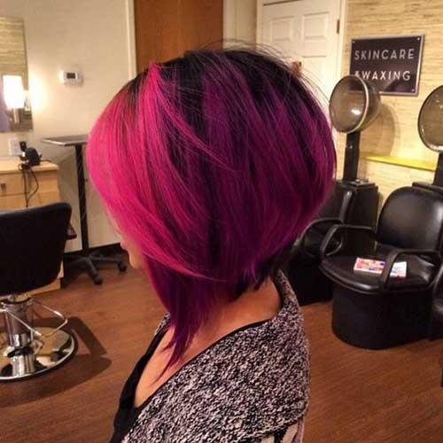 Pink Bob Haircuts-8