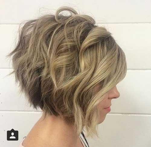Wavy Bob Hairstyles-9
