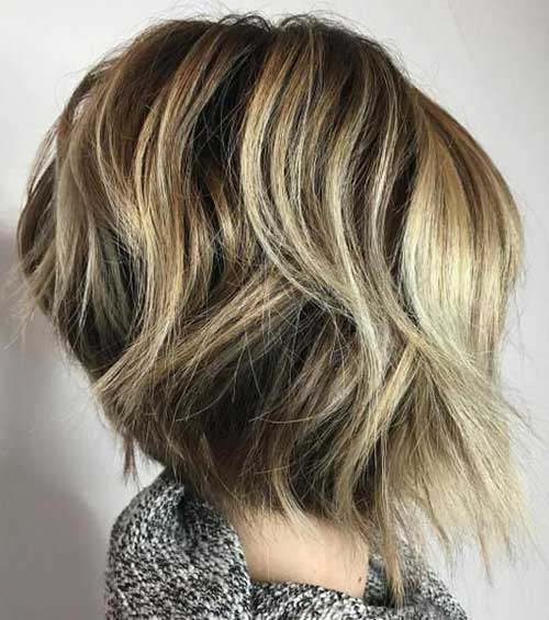 Inverted Bob Haircuts 2018