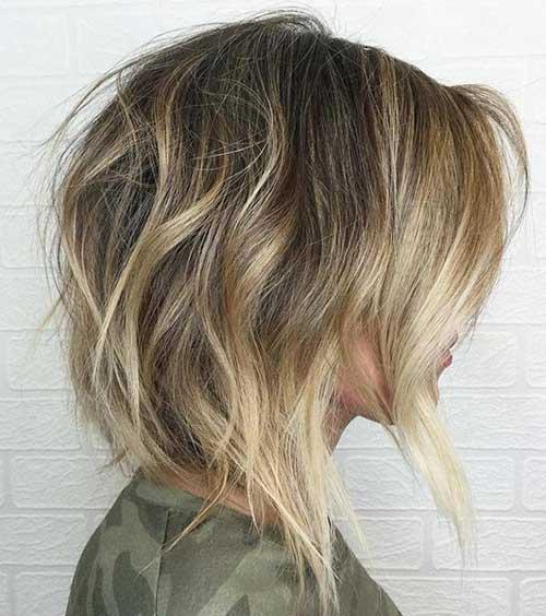 Layered Bob Hair Cuts