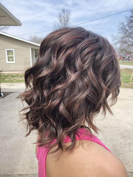 Hair Balayage Length Brown