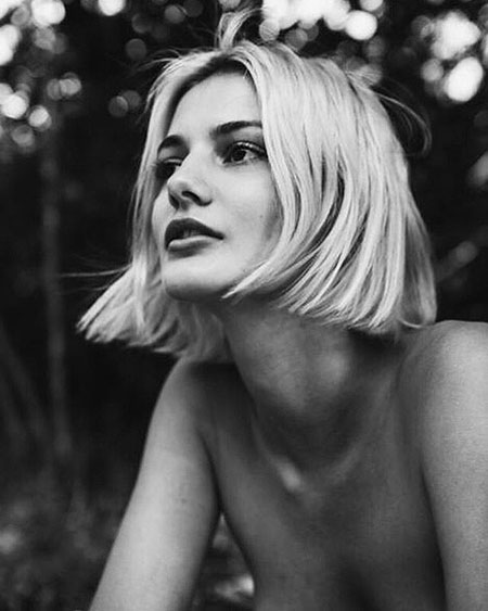 Blunt Bob, Tate Brigitte Bardot Short