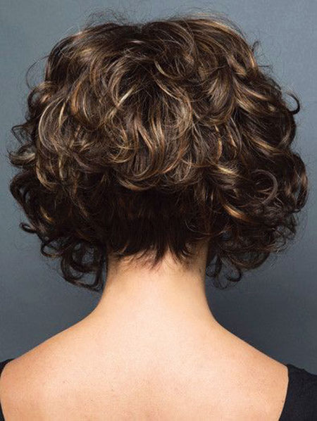 Curly Bob Short Hairtyles