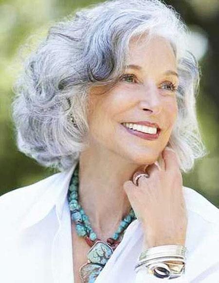Hair Age Older Women