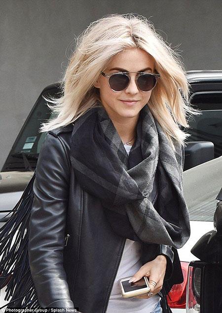 Blonde Hair Platinum Style