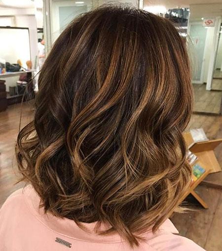 Caramel Highlights, Hair Caramel Highlights Brown